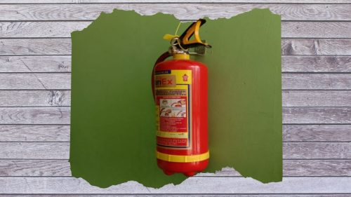 Fire Extinguisher Project