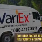 Evaluation Factors to Choose the Top Fire Protection Companies
